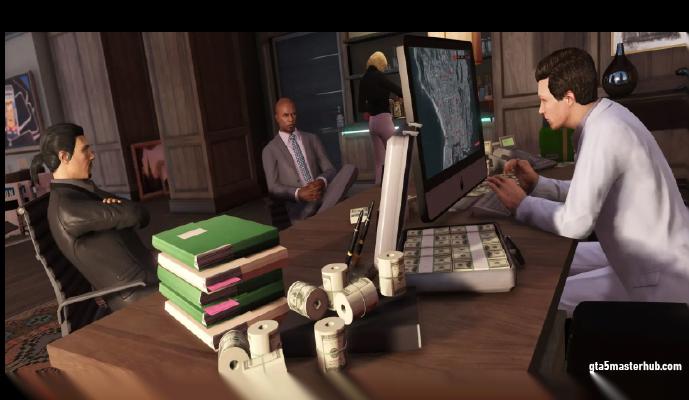GTA Online Cayo Perico Heist-