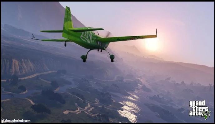 GTA Online Cayo Perico island