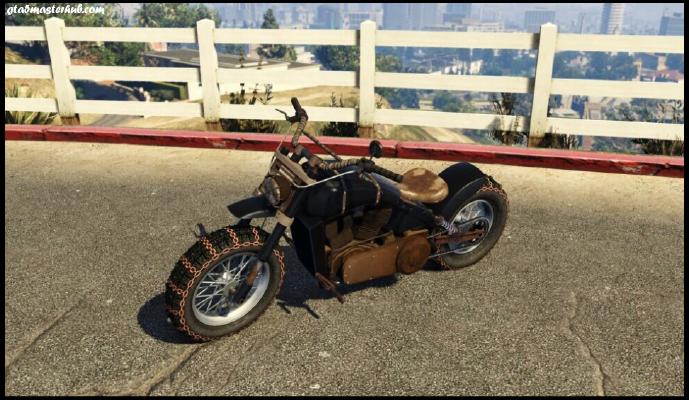 western deathbike gta 5
